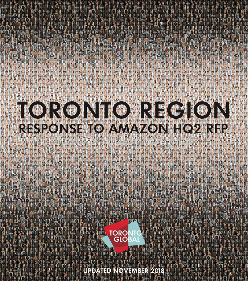 Toronto Global Amazon Bidbook Cover