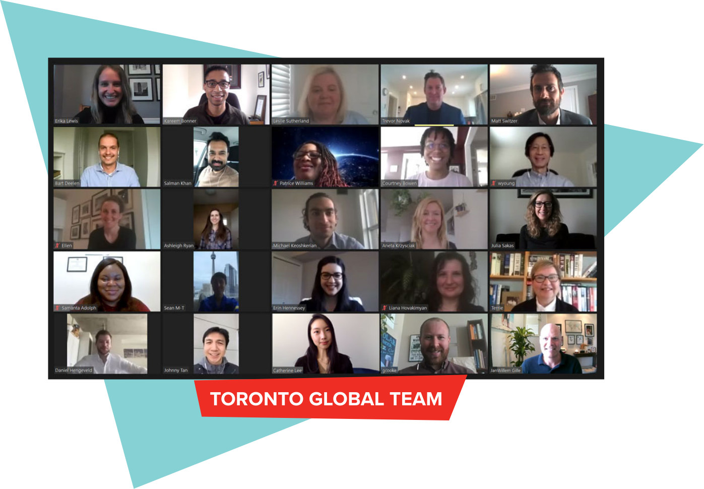 toronto global team image